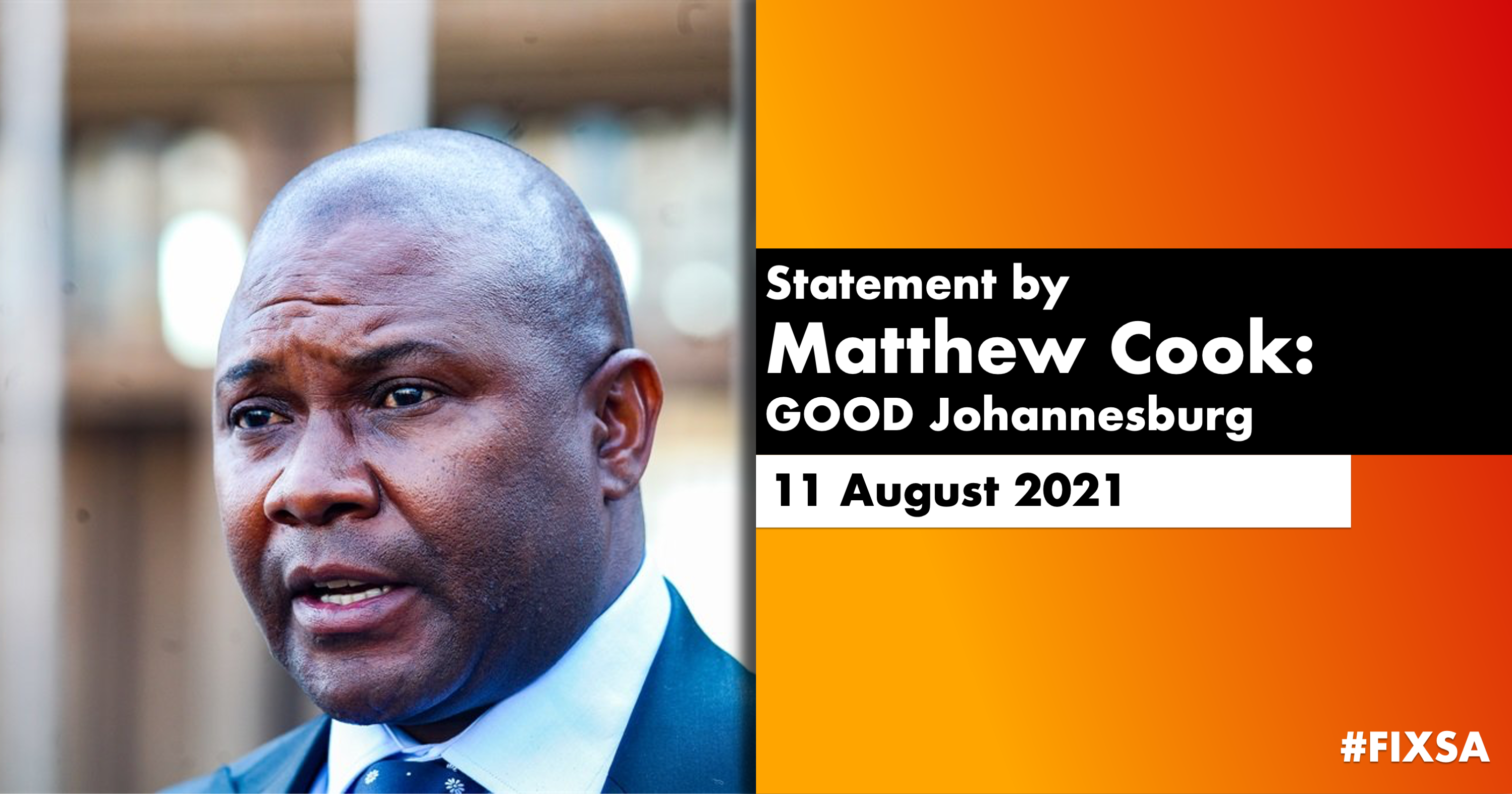 New Jozi Mayor takes office in last chance saloon for misfiring old parties